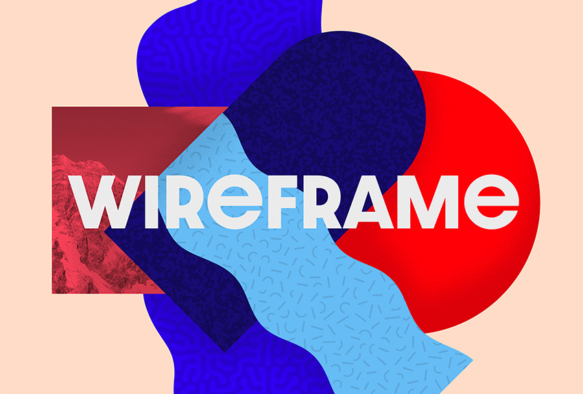 le podcast wireframe, financé par adobe